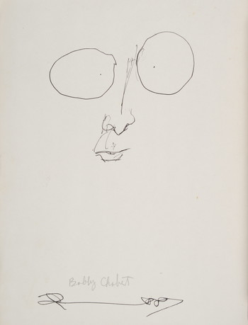 Portrait of Roberto Chabet