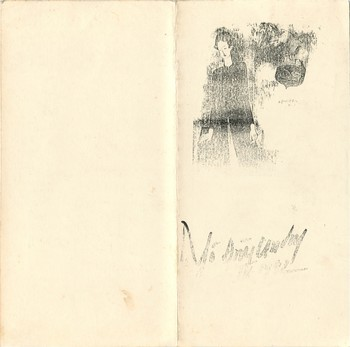 Solo Exhibition of Ngo Dinh Chuong — Exhibition Invitation
