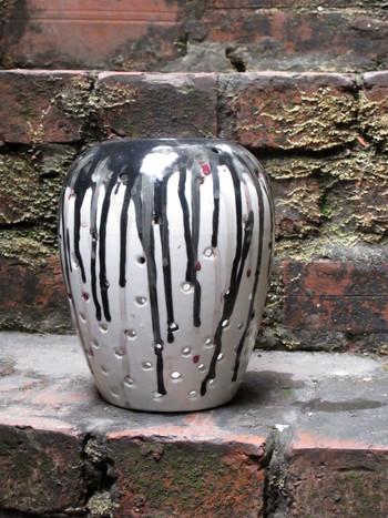 Ceramic Vase Painted by Bradford Edwards