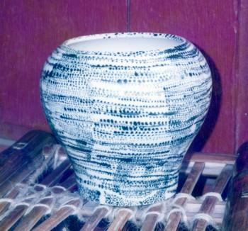 Ceramic Vase by Maritta Nurmi
