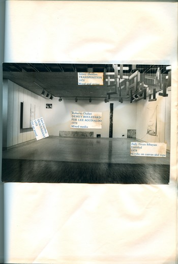 The Third CCP Annual for the Visual Arts (Exhibition documentation)