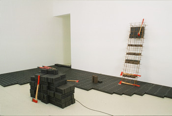 Room No. 0 by Lin Yilin Presented at China Avantgarde (Berlin)