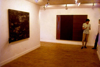 Preview Exhibition at The Pinaglabanan Galleries