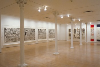 Tracing Taiwan: Contemporary Works on Paper (Exhibition View)