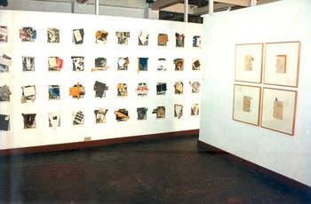 Head Series (Exhibition View)