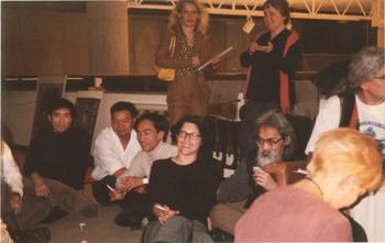 Artists' Meeting at Gap Viet Nam