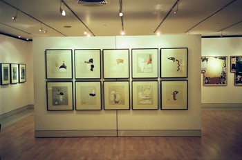 Works Presented at Collage