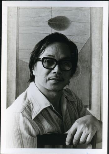 Photographic Portrait of Ha Bik Chuen, Undated