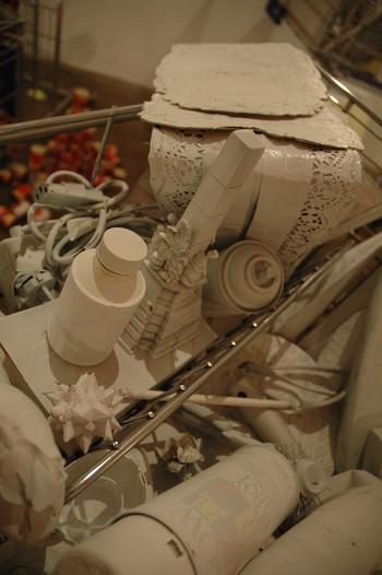 White Elephant (Detail)