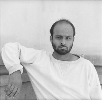 Portrait of Satish Gujral