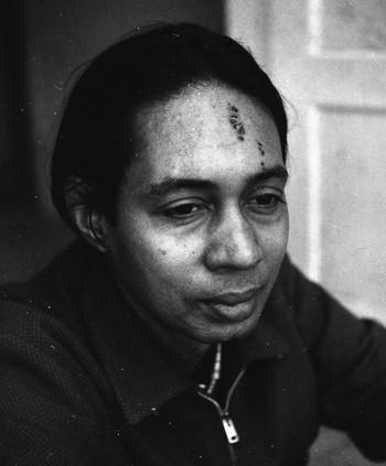 Portrait of Somnath Hore