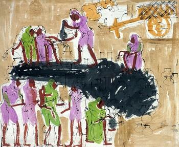 Kumbhara Selling Matkas