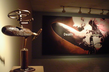 Death to Piet Mondrian (Exhibition View)