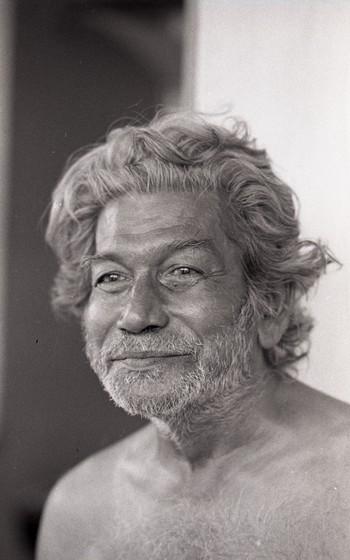 Portrait of Ramkinker Baij