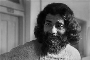 Portrait of Manjit Bawa