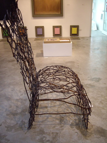Thrown (Exhibition View)