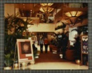 Photograph of Hotel Lobby of The Excelsior, 1975