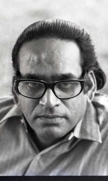 Portrait of Jeram Patel