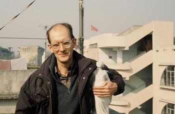 Hans van Dijk, Wuhan, 1991