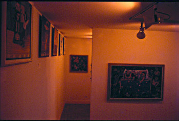 Paintings Presented at the Inaugural Exhibition of The Pinaglabanan Galleries