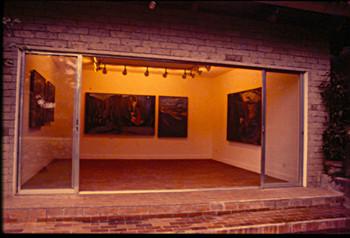 The Inaugural Exhibition of The Pinaglabanan Galleries