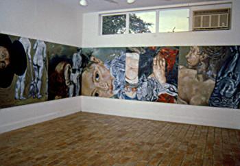 Women Series(Exhibition View)