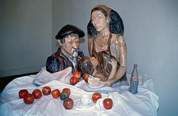 Still Life with Cezanne's Apples on Kiri's 6th Birthday
