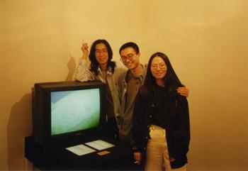 Xu Zhen, Yang Zhenzhong, and Ni Jun at '310 Jin Yuan Lu'