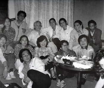 Maryn Varbanov, His Colleagues and Students