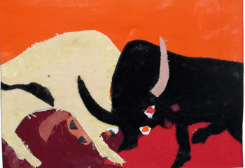 Buffalo's Fight