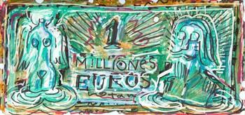 1 Million Euro Bill