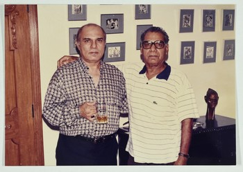 Wahab Jaffer and Shafi Aqeel