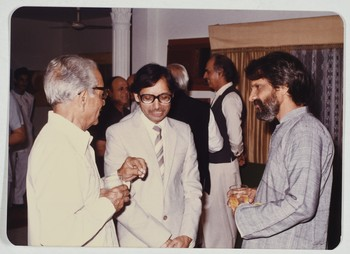 Shahid Sajjad and Other Guests