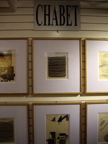 Works Presented at Drawings