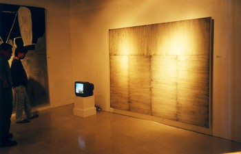Work Presented at True Confessions: Words, Thoughts, Acts
