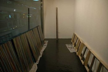 To Here Knows When (Exhibition Preparation)
