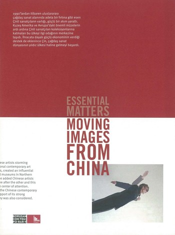 Essential Matters Moving Images from China_Cover