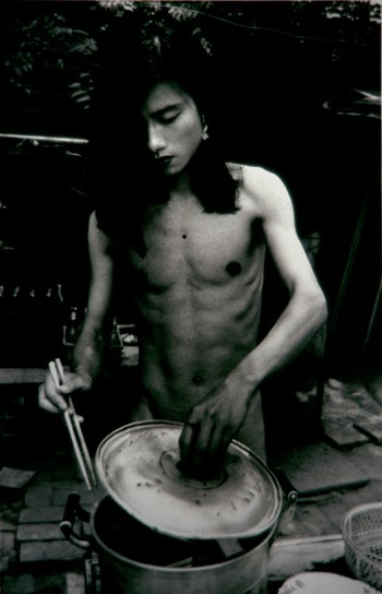 Lunch — Performance by Ma Liuming