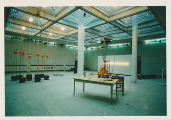 Beijing/Berlin Art Exchange Exhibition — Exhibition Hall