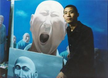Work by Fang Lijun