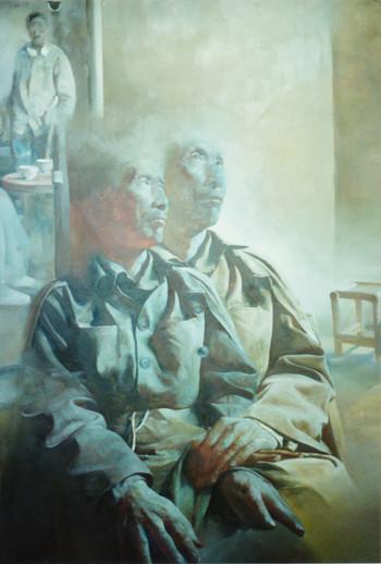 Work by Wang Jianwei