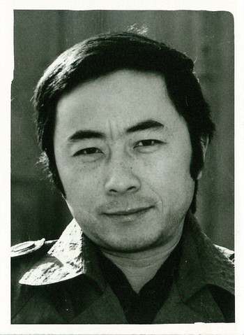 Photograph of Wang Luyan