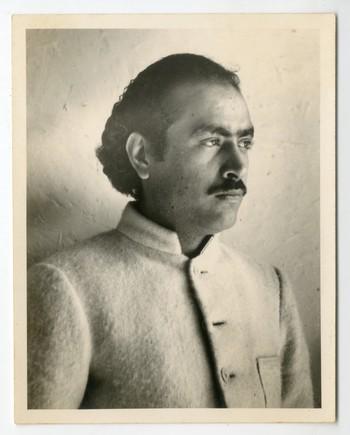 Portrait of G. R. Santosh
