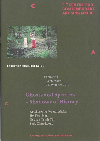 Ghosts and Spectres — Shadows of History