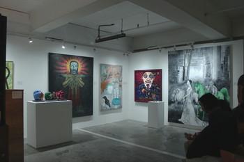 VIVA EXCON Book at Art Fair Philippines (Set of 7 Photographs)
