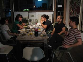 Photograph of Wednesdays I'm-N-Love Open Platform Residents