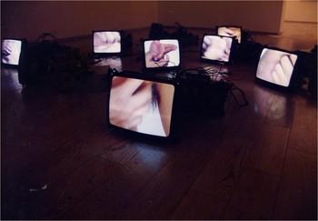 Work by Zhang Peili