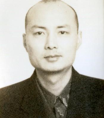Photograph of Hu Xiangdong