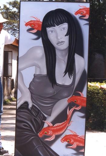 Work by Jiang Heng