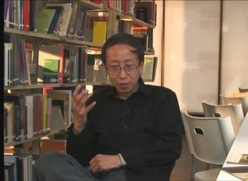 Interview: Huang Yongping